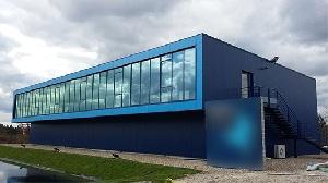 Bardage - Bâtiment industriel à Mios